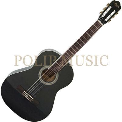 Aiersi SC01SL Black 4/4 klasszikus gitár