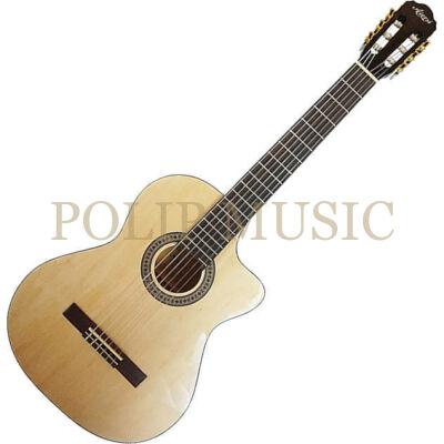 Aiersi SC041C Natural 4/4 klasszikus gitár