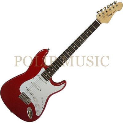Aiersi ST-11 Red elektromos gitár