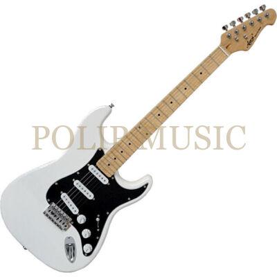 Aiersi ST-11 White elektromos gitár