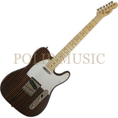 Aiersi TL2-ZB Zebrawood elektromos gitár