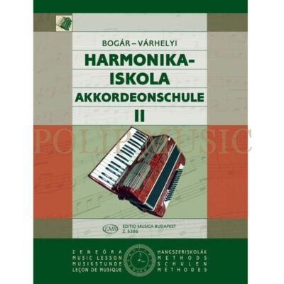 Bogár-Várhelyi : Harmonikaiskola 2
