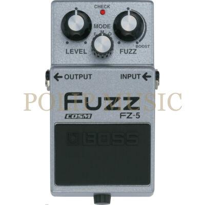 Boss FZ-5 Fuzz pedál