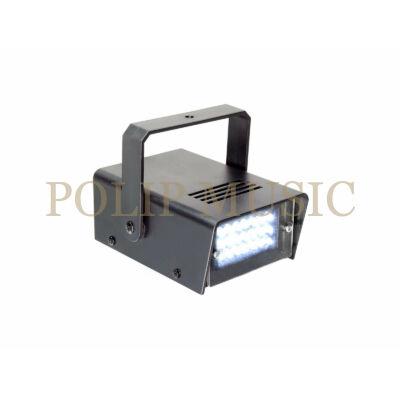 Beamz Led Strobe 24 Fehér mini LED stroboszkóp