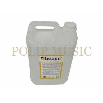 BeamZ Snow Fluid (5 liter) Hófolyadék hógépbe  kiváló minőség