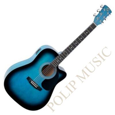 Soundsation Yosemite DNCE BLS elektroakusztikus gitár