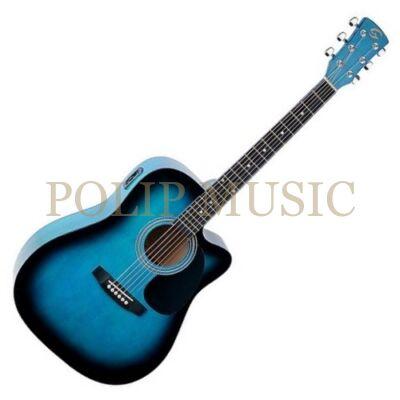 Soundsation Yellowstone DNCE BLS elektroakusztikus gitár