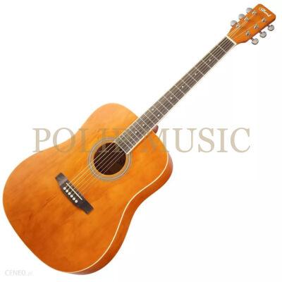 Blond Jackie akusztikus gitár