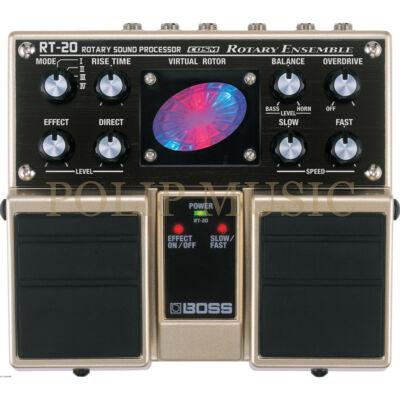 Boss RT-20 gitár/billentyűs rotary effekt pedál