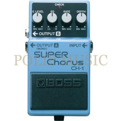 Boss CH-1 sztereó gitár chorus effekt