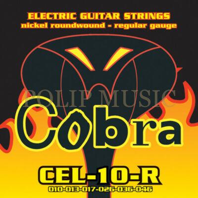 Cobra CEL-10-R elektromos gitárhúr