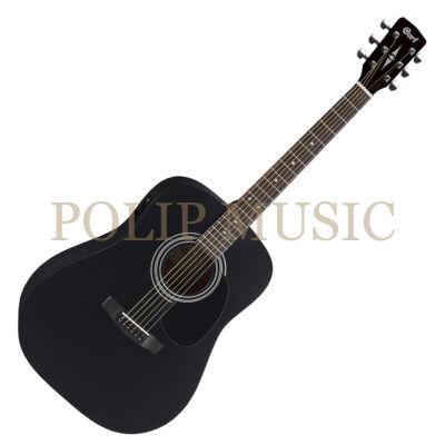 Cort AD810 E BKS elektroakusztikus gitár