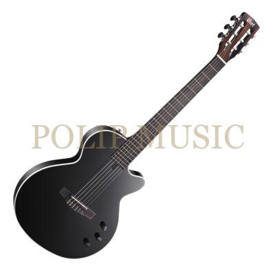 Cort Sunset Nylectric-BK elektro-klasszikus gitár