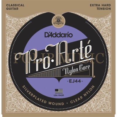 D'Addario EJ44 Pro-Arte Extra Hard Tension 029-045 klasszikus húr