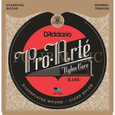 D'Addario Pro Arte EJ45 Normal Tension 028-043 klasszikus húr
