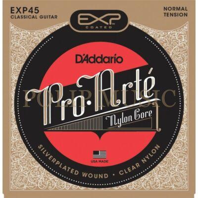 D'Addario Pro Arte EXP45 Normal Tension 028-044 klasszikus húr