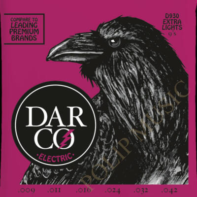 Darco D930 Extra Light 009-042 elektromos húr