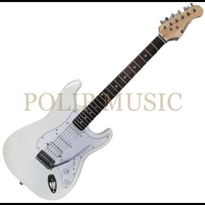 Dimavery ST-312E WH elektromos gitár