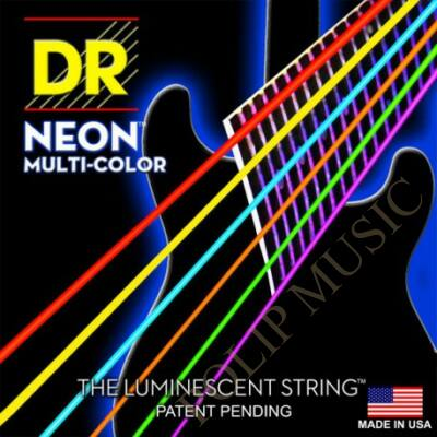 DR Strings MCE-10 elektromos gitárhúr