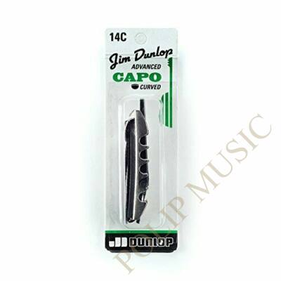 Jim Dunlop 14C Professional Curved Capo