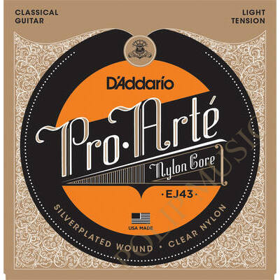 D'Addario EJ43 ProArte Light Tension 0275-042 klasszikus húr
