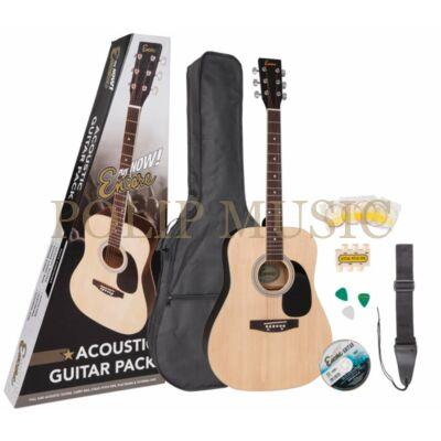 Encore EWP-100N akusztikus gitár szett