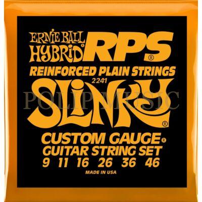 Ernie Ball 2241 RPS Hybrid Slinky 009-046 elektromos gitárhúr