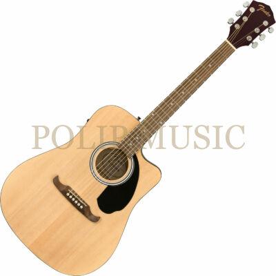 Fender FA-125 CE N elektroakusztikus gitár