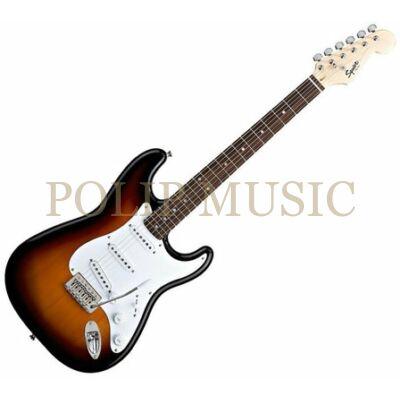 Fender Squier Bullet Stratocaster Tremolo IL Brown Sunburst
