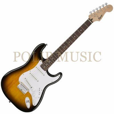 Fender Squier Bullet Stratocaster HT IL Brown Sunburst Elektromos gitár
