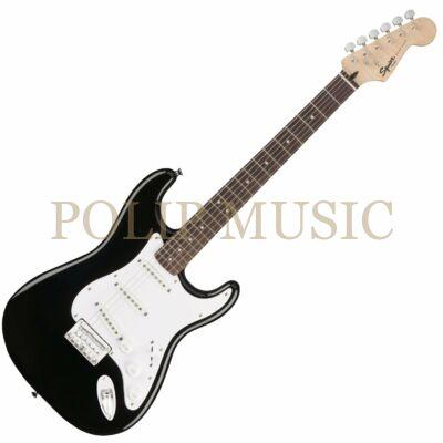 Fender Squier Bullet Stratocaster HT IL Fekete Elektromos gitár