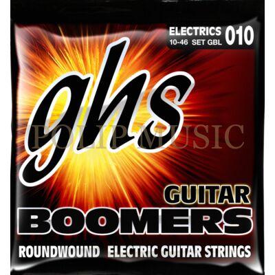 GHS Boomers GBL Light 010-046 elektromos húr