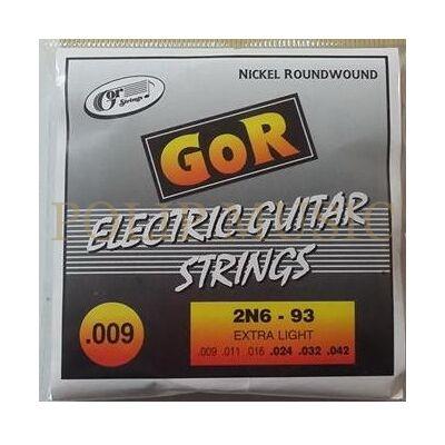 Gor 2N6-93 Extra Light 009-042 elektromos gitárhúr