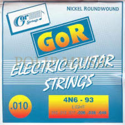 GOR  4N6-93 Light 010-046 elektromos gitárhúr