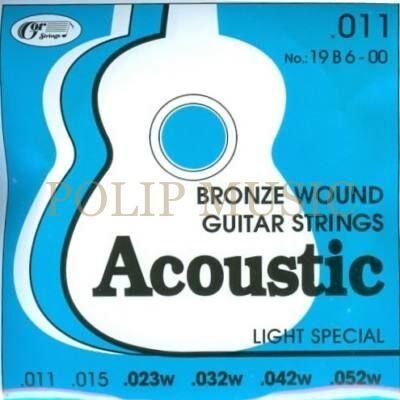 Gor 19B6-00 Light Special 011-052w akusztikus húr