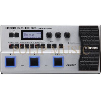 Boss GT-1B Basszusgitár effekt processzor