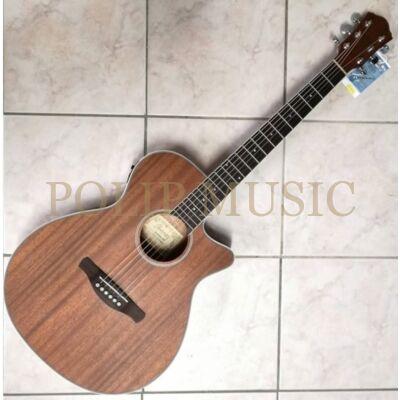 Ibanez AEG8EMH-OPN elektroakusztikus gitár