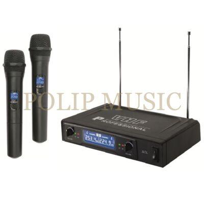 SAL MVN-500 Vezeték nélküli mikrofon szett