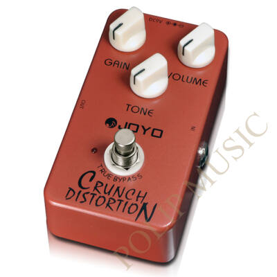 JOYO JF-03 EFFEKTPEDÁL, CRUNCH DISTORTION