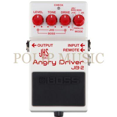 Boss JB-2 Angry Driver gitár torzító