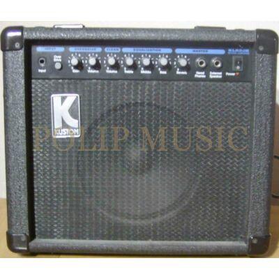 Kustom KLA20 gitárkombó (Használt termék)
