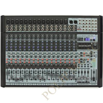 Soundsation VIVO-20UFX MKII PROFESSZIONÁLIS MIXER