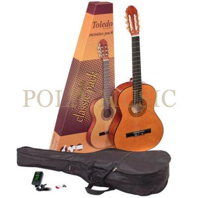 Toledo Primera GP-44NT 4/4 klasszikus gitárszett