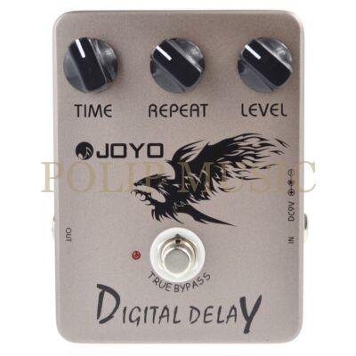 Joyo JF-08 Digital Delay effekt pedál