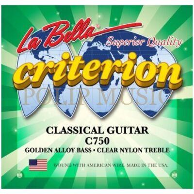 La Bella Criterion C750 Normal Tension 028-042 klasszikus húr