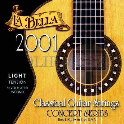 La Bella 2001 Light Tension 028-044 klasszikus húr
