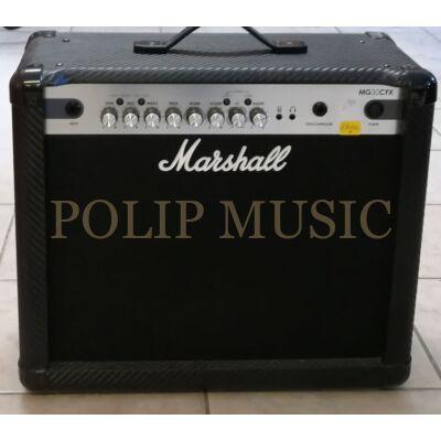 """Marshall MG30CFX 10"""" -os 4 csatornás kombó (Használt termék)"""