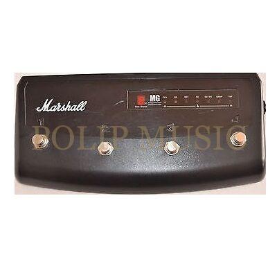 Marshall MG foot controller