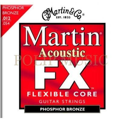 Martin MFX740 Phosphor Bronz Medium 012-054 akusztikus húr
