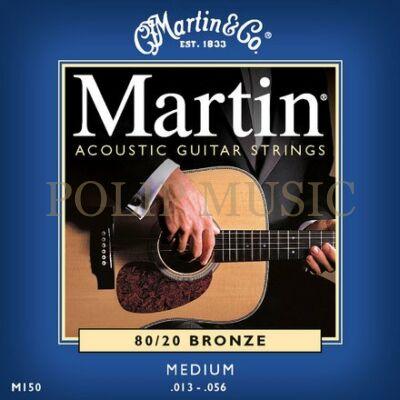 Martin M150 Medium 013-056 akusztikus húr